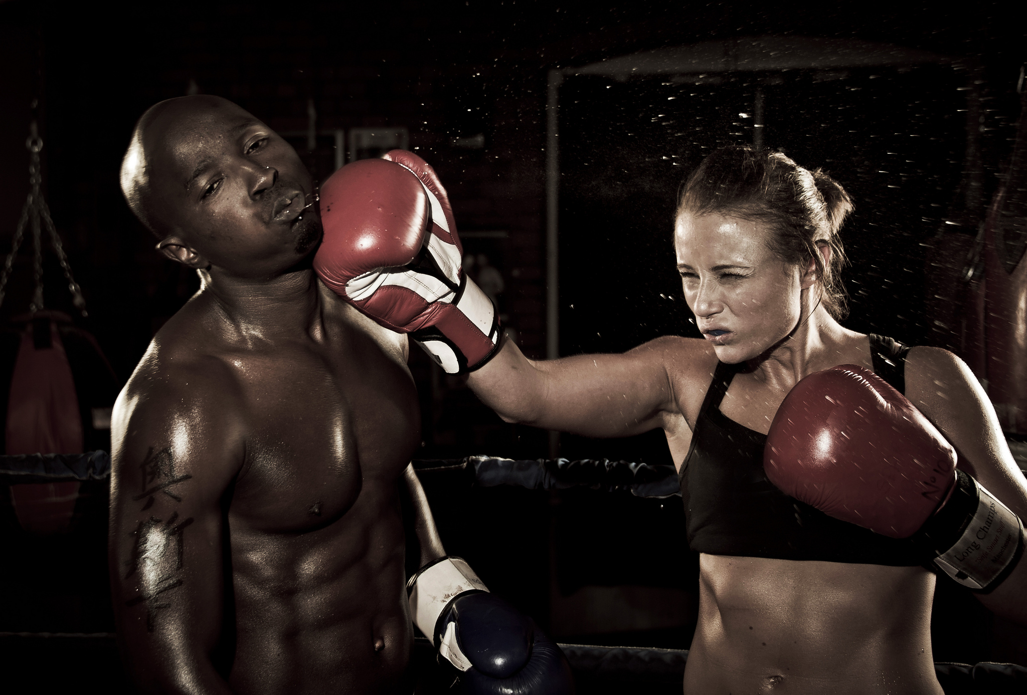 Demystifying boxing classes for women warrior punch for Punch com