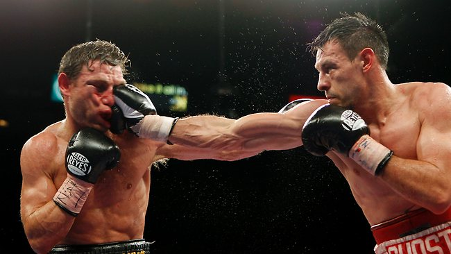 Master the jab and cross before moving on