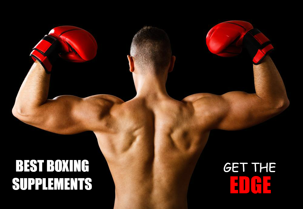best supplements for boxing