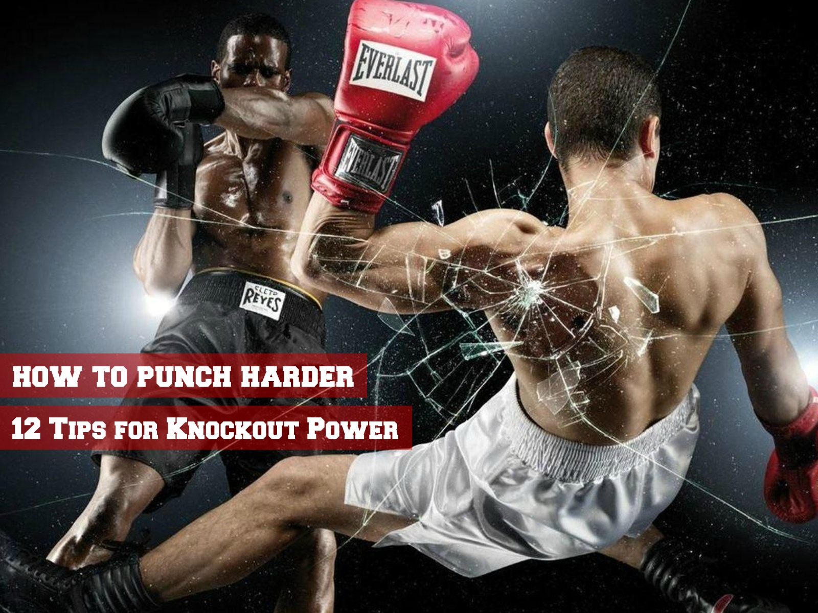 How to punch harder 12 tips for knockout power warrior for Punch com