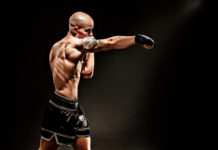 Learn the 4 basic boxing punches