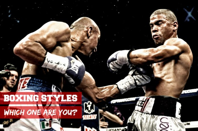 Which of the 4 boxing styles are you?