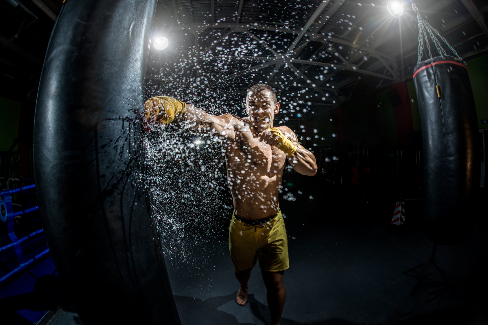 Boxing Training Workout for Speed: 5 Explosive Training ...